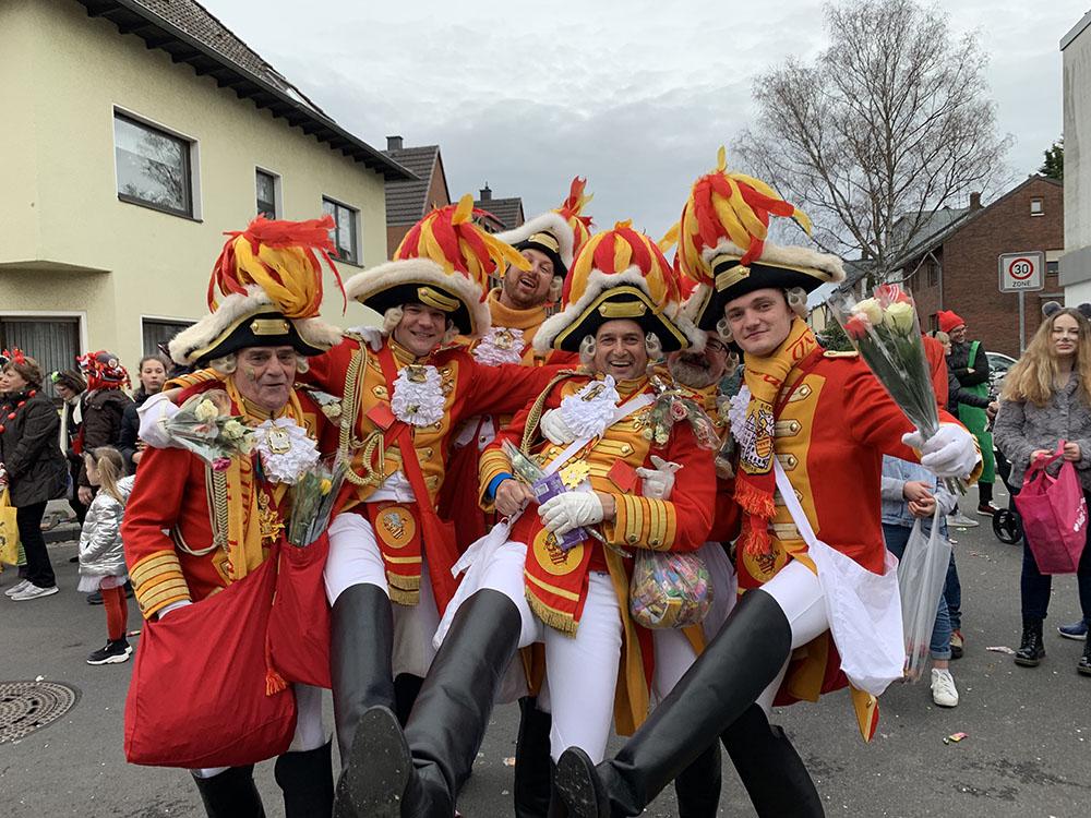 Karneval in Efferen